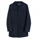 유앤엘씨(U&LC) HOOD ZIP-UP COAT