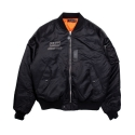 PLAY-WITH-MA-1-JACKET-BLACK