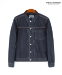 피스워커() Denim Armor 001 - Dark Blue