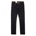 누디진() [NUDIE JEANS] Tight Long John Org. Twill Rinsed 111287