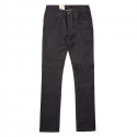 누디진() [NUDIE JEANS] Thin Finn Org. Dry Dark Grey 111542