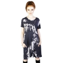 디스터비아(DISTURBIA) Ink Dress