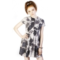 디스터비아(DISTURBIA) Storm Tie-Dye Dress