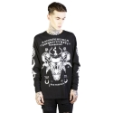 디스터비아(DISTURBIA) Ouija Long Sleeve T-Shirt