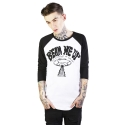디스터비아(DISTURBIA) Beam Me Up Raglan