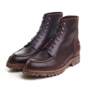 THEKLAXON] PALLAS BOOTS DARK BROWN