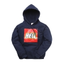 하이비션(HYBITION) Hell Hoody Navy