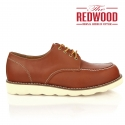 레드우드(REDWOOD) [REDWOOD]목토 더비 슈즈 moc-toe derby shoes