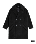 스모크() Smork double loose coat [SWWMCT001]