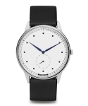 하이퍼그랜드(HYPERGRAND) Signature Silver White - Black Leather Classic