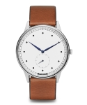 하이퍼그랜드(HYPERGRAND) Signature Silver White - Honey Leather Classic