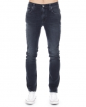 누디진() [NUDIE JEANS] Thin finn org. blue strike 111469