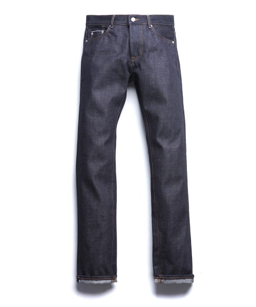 데님인디고마스터(DENIMINDIGOMASTER) V531KK VELA SLIM STRAIGHT FIT