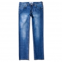 업스케일(UPSCALE) INDIGO COATED DENIM