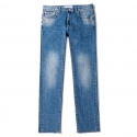 업스케일(UPSCALE) NOMAL BRUSHED WASHED DENIM