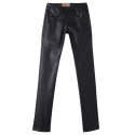 네이키드앤페이머스(NAKED&FAMOUS) SkinnyGuy Wax Coated Indigo Stretch