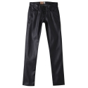 네이키드앤페이머스(NAKED&FAMOUS) WeirdGuy Wax Coated Indigo Selvedge