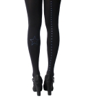 유니팝 레그웨어(UNIPOP LEGWEAR) Starlit night (Black)