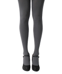 유니팝 레그웨어(UNIPOP LEGWEAR) Rights of woman (Gray)