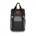 [G.ride] ARTHUR-S Backpack - Black/Grey