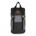 지라이드(G-RIDE) [G.ride] ARTHUR-M Backpack - Black/Grey