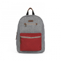 지라이드(G-RIDE) [G.ride] BLANCHE Backpack - Grey/Red