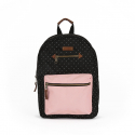 지라이드(G-RIDE) [G.ride] BLANCHE Backpack - Black/Pink