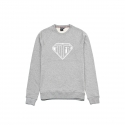 유터(IUTER) LOGO RAGLAN SCREEN LIGHT GREY