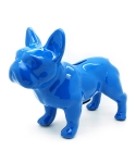 미미마끄(MIMIMAC) FrenchBulldog MoneyBox Blue