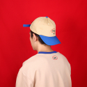 베이직코튼(BASIC COTTON) yes cap - BEIGE
