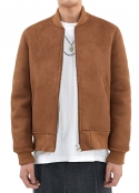 이너 카인드() BLISH HEAVY SHEARLING BOMBER GOLDENROD