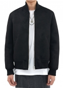 이너 카인드() BLISH HEAVY SHEARLING BOMBER BLACK