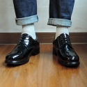 그라찌에(GRAZIE) (UNISEX) Basic Oxford Shoes