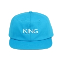 킹포에틱(KING POETIC) [킹포에틱] BALL CAP OG 002 (BLUE/WHITE)