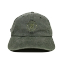 플라잉 커핀(FLYING COFFIN) SHOCKTROOPER PIGMENT DYED CAP (ARMY GREEN)