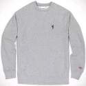 SHOW WORLD CREWNECK (HEATHER GREY)