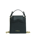 피네아(PINEA) [PINEA] MICRO MINIBAG - BLACK