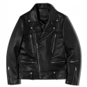 비바스튜디오(VIVASTUDIO) TERRY RIDERS JACKET [BLACK]