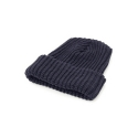 뉴욕 햇(NEW YORK HAT CO.) ACRYLIC CHUNKY CUFF (NAVY)