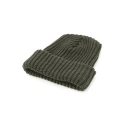 뉴욕 햇(NEW YORK HAT CO.) ACRYLIC CHUNKY CUFF (OLIVE)
