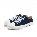바타 헤리티지() [Bata Bullets] Regular Canvas Low (Navy)