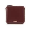 페넥(FENNEC) Fennec zipper wallet 007 wine