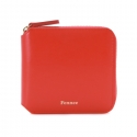 페넥(FENNEC) Fennec zipper wallet 012 Red