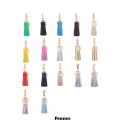 페넥(FENNEC) Fennec leather tassel
