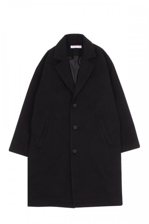 아타르_Single Cashmere Coat