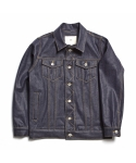 제로(XERO) 13.5oz Coated Denim Jacket