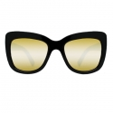 키 아이웨어(QUAY EYEWARE) [Quay] BREATH OF LIFE black gold mirror 호주브랜드 선글라스