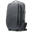 노아트(NOART) NOART SWEED - Clad Backpack (Gray)