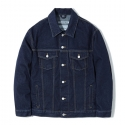 비바스튜디오(VIVASTUDIO) [2/22 예약배송]OVERSIZE DENIM JACKET FS [INDIGO]