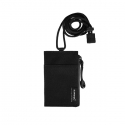 캉골(KANGOL) Card holder Underground 4004 Black